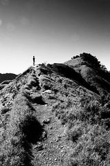 (Scandiacus) Tags: taiwan cingjing hehuanshan mountain landscape black white monochrome sony a7ii canon 24mm f28