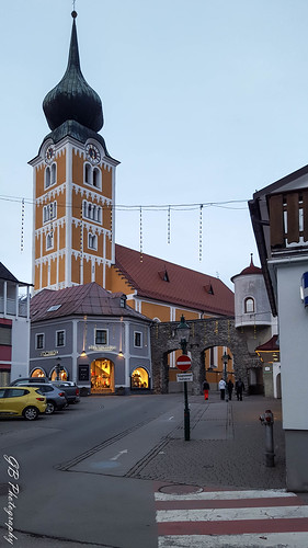 Catolic church in Schladming