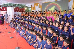 An Apt Answer to the Kaveri Water Issue by 160 Students of Alpine Public School ! (14)