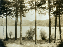 P1.CO2.012 (American Alpine Club Photo Library) Tags: lakes grandlake watercraft