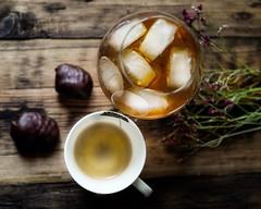 Coffee and cognac (evaeblonski) Tags: