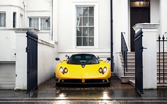 Zonda F. (Alex Penfold) Tags: pagani zonda f yellow supercar supercars super car cars autos alex penfold 2017 london