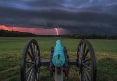 First Strike (Michael Chronister) Tags: rva richmond richmondva virginia civilwar cannon battlefield explore exploration