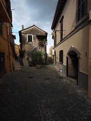 Vasanello_161015_PA153372_7144 (Paolo Chiaromonte) Tags: olympus omdem5markii panasoniclumixgvario714mmf4asph micro43 paolochiaromonte vasanello lazio tuscia italia italy travel step alley