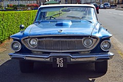 (Zak355) Tags: american classiccar old classic vintage motor hotrod dodge rothesay isleofbute scotland scottish bute