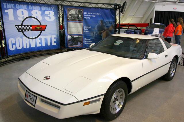 National Corvette Museum: 1983 Corvette