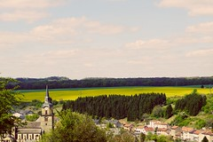 Vue de Fontoy (camilleromane1) Tags: verdoyant paysage landscape moselle france fontoy sony sonyalpha68 panoramique hauteur