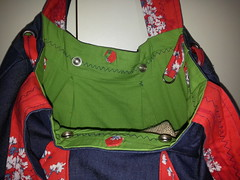 20170424_150925 (ykiymet) Tags: bag çanta handmade handmadebag canta handbag fabric sew indoor pattern bahar spring red