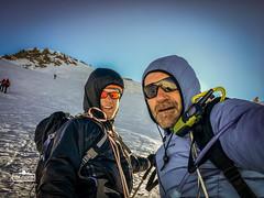 2017-04-23 Gran Paradiso SA2 2017-25 (scuolagilardoni) Tags: valsavaranche vittorioemanuele granparadiso valdaosta sa22017 scialpinismo scuolagilardoni skialp skitouren sci corsi caicomo cai corsoavanzato gilardoni valsavarenche valledaosta italia