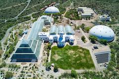 Biosphere 2 Structures (jeff_a_goldberg) Tags: universityofarizona aerialphotography biosphere drone dji mavic winter biospher2 djimavicpro mavicpro tucson arizona unitedstates us
