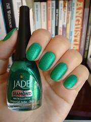Imperial Jade - Jade (Mari Hotz) Tags: verde esmalte unha fosco jade