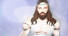 lifted (aarontj90) Tags: jesus high weed cannabis marijuana joint smoke yeezus yeezy ganja secondlife avatar peace crown halo holy ufo space sky beard cool hipster hippie cloud