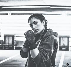Power III (st.weber71) Tags: shooting portrait boxen boxsport ruhrpott ruhrgebiet nikon blackandwhite schwarzweis