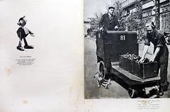 1959. Дорохов А. Как гайка толкнула грузовик 01 (foot-passenger) Tags: детскаялитература дорохов грузовик 1959 зил zil childrensliterature