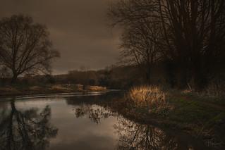 Umber embankment