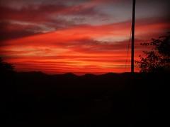 #sunset #winters #beautiful #red #orange #sky #nature #hyderabad #mashallah (jamesprezzcott) Tags: beautiful winters nature red mashallah sky sunset hyderabad orange