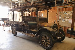 Antique Gas & Steam Engine Museum (USautos98) Tags: 1922 white truck