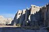 Temple Crenelations (James Matuszak) Tags: newmexico riochama abiquiu plazablanca rock formations pinnacles temple 2017 crenelations