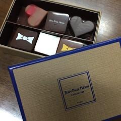 2017-03-14 07.02.13 (Darjeeling_Days) Tags: iphone6 チョコレート ホワイトデイ ジャンポールエバン