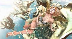 Thessalonike 1 (clau.dagger) Tags: astralia theepiphany gacha secondlife fantasy fashion bento tram insol catwa maitreya white~widow eve cwposes
