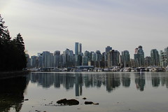 Vancouver (Tracy Christina) Tags: city buildings stanleypark vancouver britishcolumbia easter april