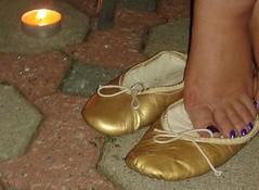 Gigi (2556) (Duke of Slippers) Tags: ballet slippers shoes flats pumps mules slides ballerinas fetish