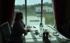 Locking up into Gatun Lake (Hear and Their) Tags: norwegian pearl panama canal gatun lake