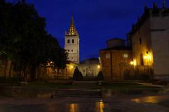 The Chapel (planosdeluz) Tags: capilla rey casto oviedo hora azul chapel blue hour