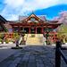 Meguro Fudo (Ryusen-ji Temple) : 目黒不動尊(瀧泉寺)
