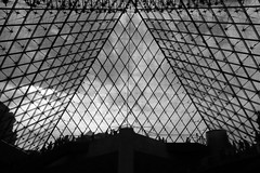 Louvre Museum (Choy Rosales) Tags: travel holiday euro trip museum paris london the eye eiffeltower thelouvre thelondoneye hobofrommanila