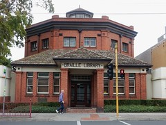 Braille Library (mikecogh) Tags: prahran blind library contradiction service braille