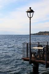 Lantern Table Lake (orkomedix) Tags: lake garda italy season water sky canon 6d 24105l outdoor