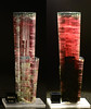Rubellite and Elbaite and Indicolite (Varieties of Tourmaline)  NHMLA 51833 (Stan Celestian) Tags: rubellite elbaite indicolite nhmla51833 tourmaline
