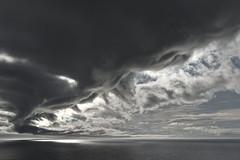 Epic clouds over Snäck, Gotland (arkland_swe) Tags: cloud cloudporn weather väder sea