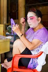 Lao Sai Tao Yuan, Singapore Teo Chew Street Opera (Gary Chow's Pixels) Tags: laosaitaoyuan teochewopera troupe tradition chineseopera opera street nikon ais 50mm f12 nikonasia nikonsg nikond750 d3