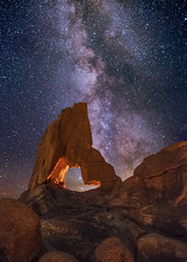 Boot Arch (Wayne Pinkston) Tags: archboot bootarch ladysbootarch alabamahills california lowlevellighting sky night nightsky nightlandscape nightphotography nightscape waynepinkston wwwwaynepinkstoncom lightcrafterlightcraftercom stars star lll starrynight starscape milkyway galaxy cosmos theheavens astrophotography landscapeastrophotography widefieldastrophotography nikon