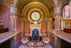 Španělská Synagoga | Prague (JØN) Tags: sony rx10iii rx10m3 španělskásynagoga španělská synagoga spanish synagogue prague praha czech republic cz hdr