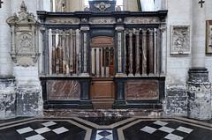 Saint-Omer (Pas-de-Calais) - Cathédrale Notre-Dame - Une chapelle (Morio60) Tags: saintomer pasdecalais 62 cathédrale notredame