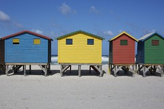 Beach Houses (maiyongzhi) Tags: beachroad muizenberg provinceofthewesterncape r310 southafrica