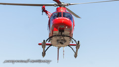 South African Red Cross Air Mercy Service Agusta 119ke Rescue Helicopter (Barry DL Roeland) Tags: aviation helicopter agusta 119 r44 scenery africa red 2017 white mix heli aero south airport emergency ems hems rescue fire