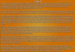 1John3 (DonBantumPhotography.com) Tags: text bible godsword 1john3 love lifeeternal everlasting jesus christ god