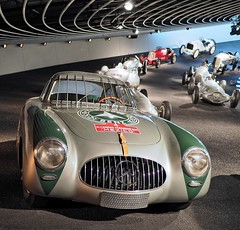 Historic Race Cars (madbesl) Tags: mercedes oldtimer rennauto racecar historic historisch historicracecar historischerennautos mercedesmuseum stuttgart auto car olympus omd em10 m10 omdem10 lumix20mmf17