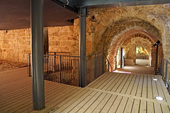 Israel-05042 - So Many Rooms (archer10 (Dennis) 94M Views) Tags: israel akko acre crusader fortification castle town tunnel lighthouse museum port ruins mediterranean globus sony a6300 ilce6300 18200mm 1650mm mirrorless free freepicture archer10 dennis jarvis dennisgjarvis dennisjarvis iamcanadian novascotia canada