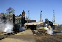 Central Station (sooline502a) Tags: leehastman ic chicago bo amtrak