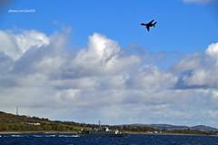 HMS Grimsby (Zak355) Tags: hmsgrimsby hmscattistock navy royalnavy ship boat vessel riverclyde rothesay isleofbute scotland scottish bute cobham gfrat exercise minehunter minesweeper