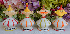 Rare Vintage Grant Holt Howard Pixie Pixieware Figurines ~ Mint (Donna's Collectables) Tags: rare vintage grant holt howard pixie pixieware figurines ~ mint