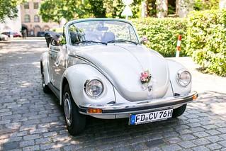 Ein Hochzeitstraum in weiß