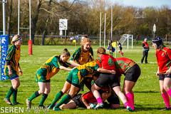 2017:03:25 14:28:24 (serenbangor) Tags: 2017 aberystwyth aberystwythuniversity bangoruniversity seren studentsunion undebbangor varsity rugby rugbyunion sport womens