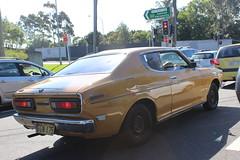 1973 Datsun 180B 610 SSS (jeremyg3030) Tags: 1973 datsun 180b 610 sss cars japanese