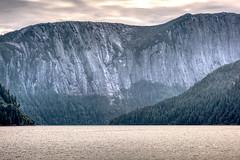 Alaskan Mountain Ledge (paweesit) Tags: mountain alaska mountainledge water sky landscape sailing